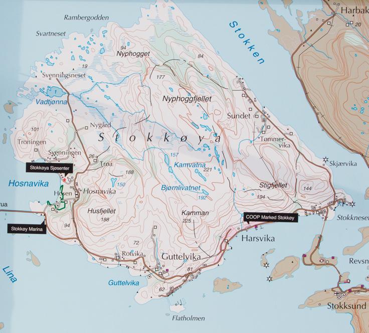 Kart Stokkøya